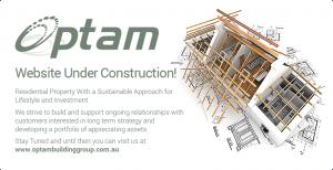 optam under construction